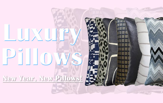 Luxury Pillows - Belle and June