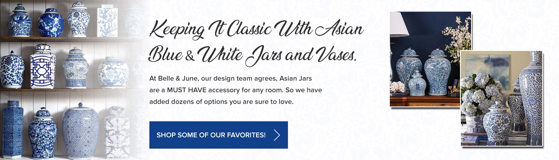 Shop Asian Jars and vases