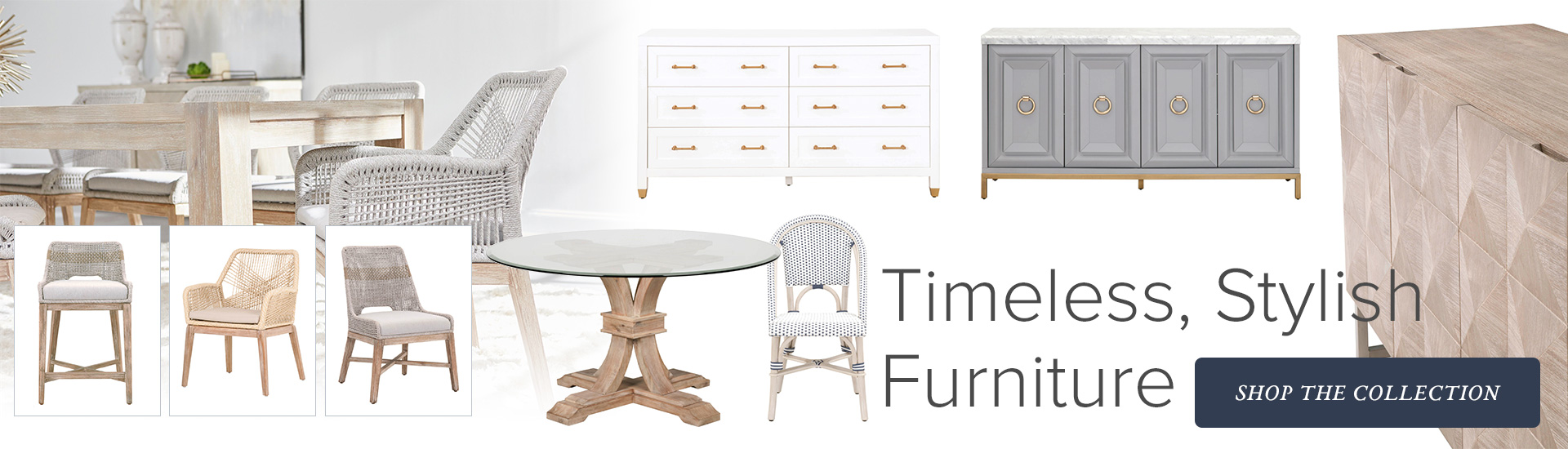 Timeless, Stylish Furniture at Belle and June