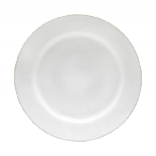 Astoria White Charger Plate