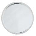 Mother of Pearl Round Mirror
