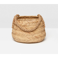 Saunier Basket from belleandjune.com | Bathroom Accessories