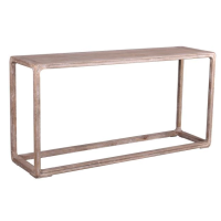 Belle and June Home Reclaimed Wood Console Table