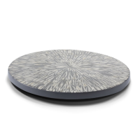 Bamboo Ring Revolving Tray from belleandjune.com | tabletop