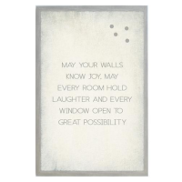 May Your Walls Vintage Magnet Board from belleandjune.com | magnet board