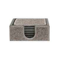 Browmley Coaster Set-Gray