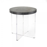 Alf Zinc Side Table