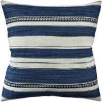 Buy Entonto Blue Striped Decorative Pillow from belleandjune.com | Decorative PillowsBuy Aegean Post Velvet Decorative Pillow from belleandjune.com | Decorative Pillows