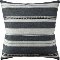 Buy Entonto Grey Striped Decorative Pillow from belleandjune.com | Decorative PillowsBuy Aegean Post Velvet Decorative Pillow from belleandjune.com | Decorative Pillows