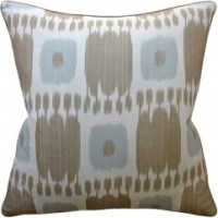 Buy Kandira Greige Decorative Pillow from belleandjune,com | Decorative Pillows