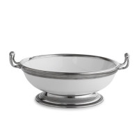 Arte Italica Tuscan Medium Bowl with Handles