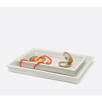 Dalton Trays Set - White
