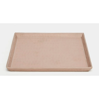 Marcel Dusty Rose Vanity Tray Set of 2