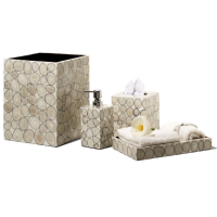 Tagua Bathroom Set