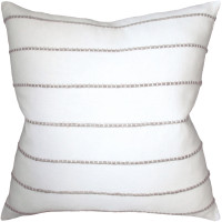 Buy Sonjamb Straw Decorative Pillow from belleandjune,com | Decorative Pillows