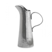Arte Italica Vintage Pewter Pitcher
