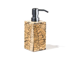 Totumo Soap Dispenser from belleandjune.com | Bathroom accents