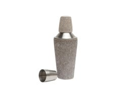 Browmley Cocktail Shaker-Gray
