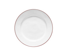 Nova Turquoise Dinner Plate from belleandjune.com | Tabletop