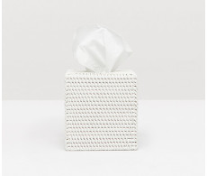 Dalton Tissue Box - White