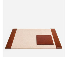 Stirling Desk Blotter Set | Office Accents