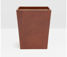 Stirling Rectangular, Tapered Wastebasket | Office Accents