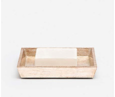 Tanlay Soap Dish from belleandjune.com | bathroom accessories
