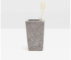 Veneto brush holder from belleandjune.com | bathroom accessories