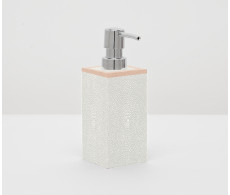 Manchester Soap Pump-Ivory