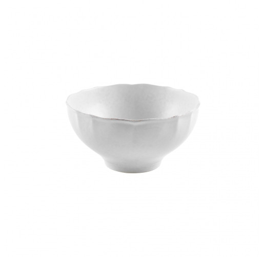 Impressions Serving Bowl - White