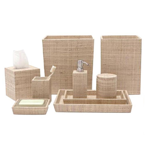 Ghent Bath Set - Natural