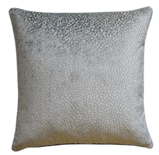 Polka Plush Mineral Decorative Pillow
