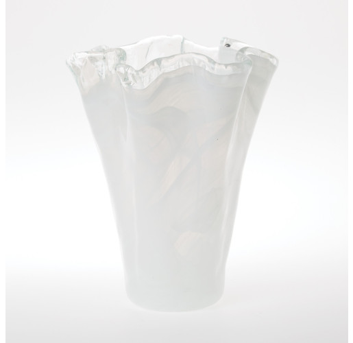 Vietri Onda Glass Medium Vase