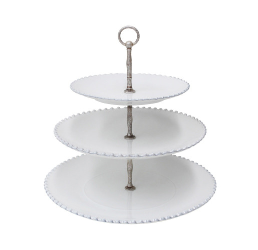 Pearl Centerpiece from belleandjune.com | Tabletop