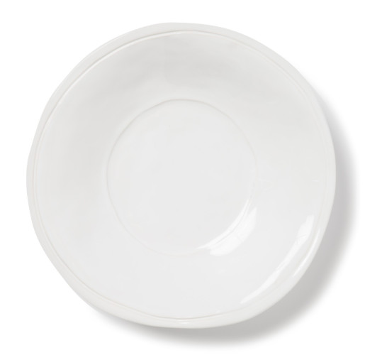 Buy Viva Fresh White Pasta Bowl by belleandjune.com | Dinnerware