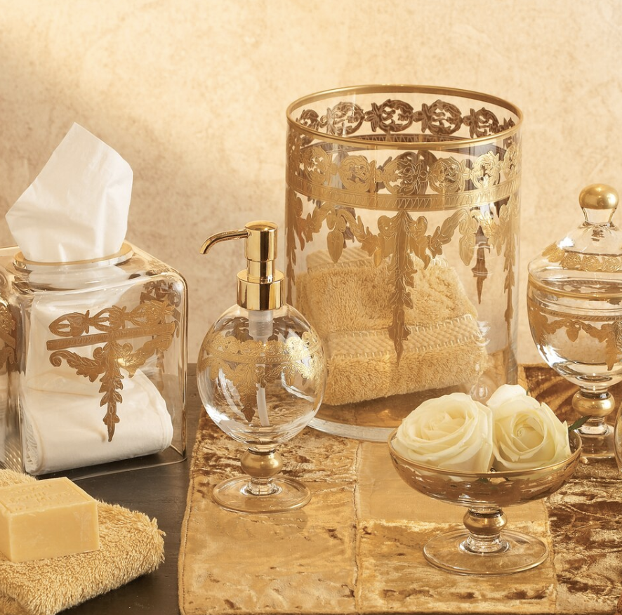 Baroque Bath Accents | Bath Accessories