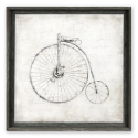 Bike Canvas Art from belleandjune.com | Wall Art
