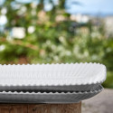 Pearl Rectangular Serving Platter from belleandjune.com | Serving Platter