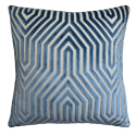 Buy Vanderbilt Marine Print Decorative Pillow from belleandjune,com | Decorative Pillows