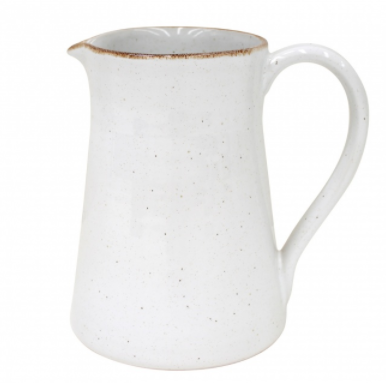 Fattoria White Pitcher
