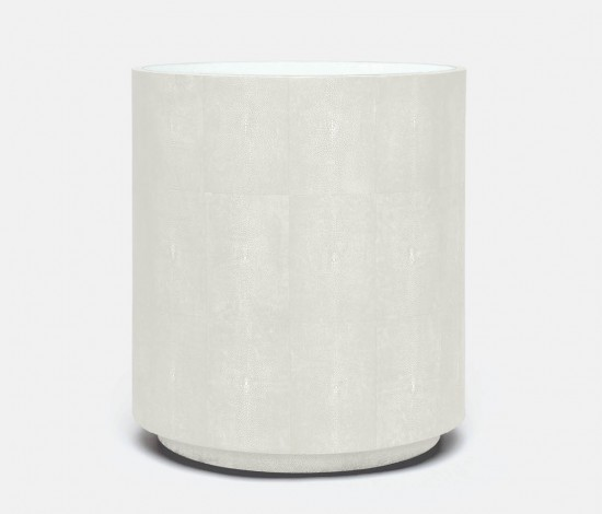 Cara Side Table Snow