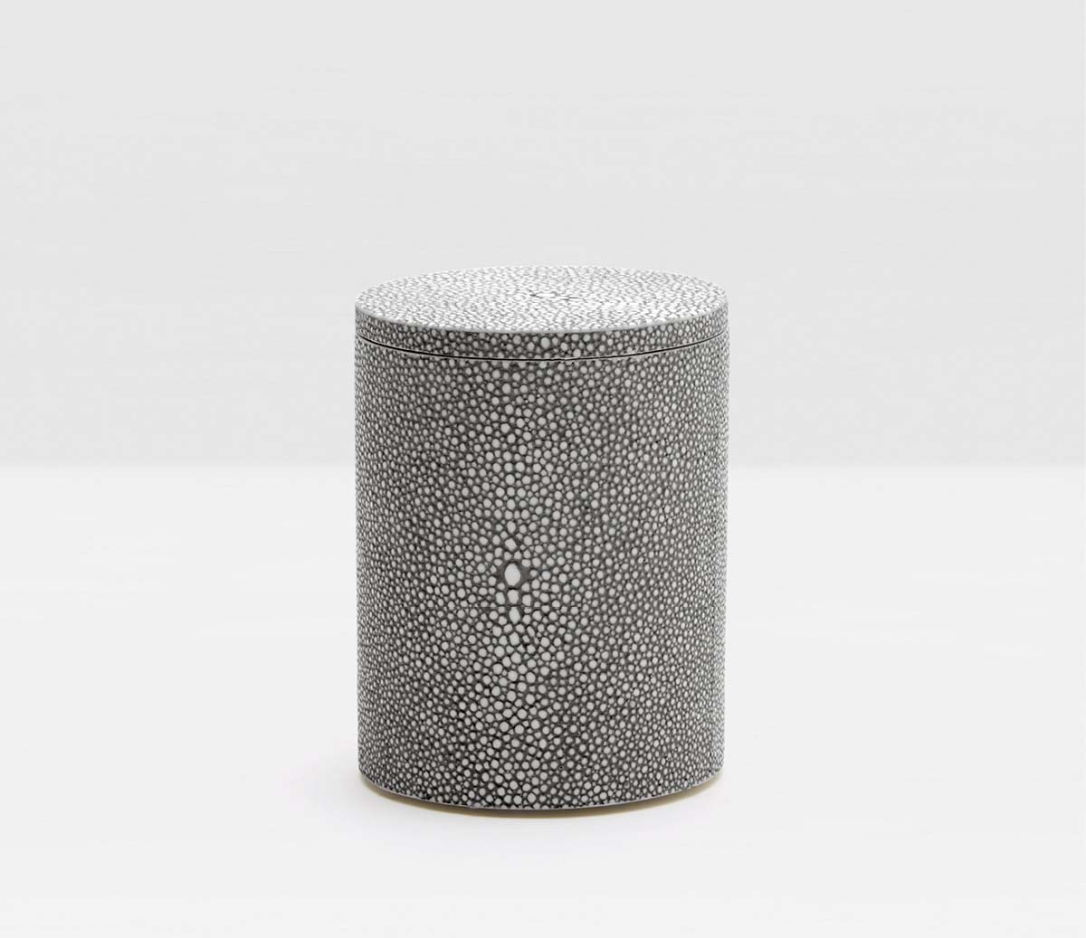 Manchester Cool Grey Canister