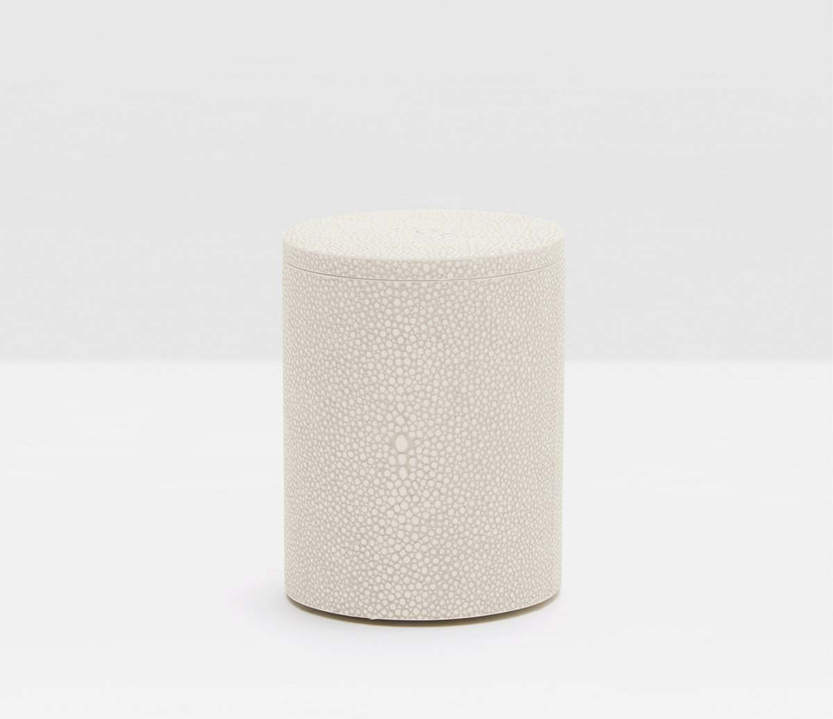 Manchester Ivory Canister