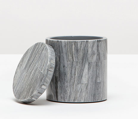 Milan Canister - Gray