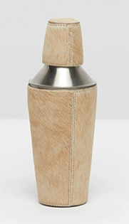 Browmley Beige Cocktail Shaker