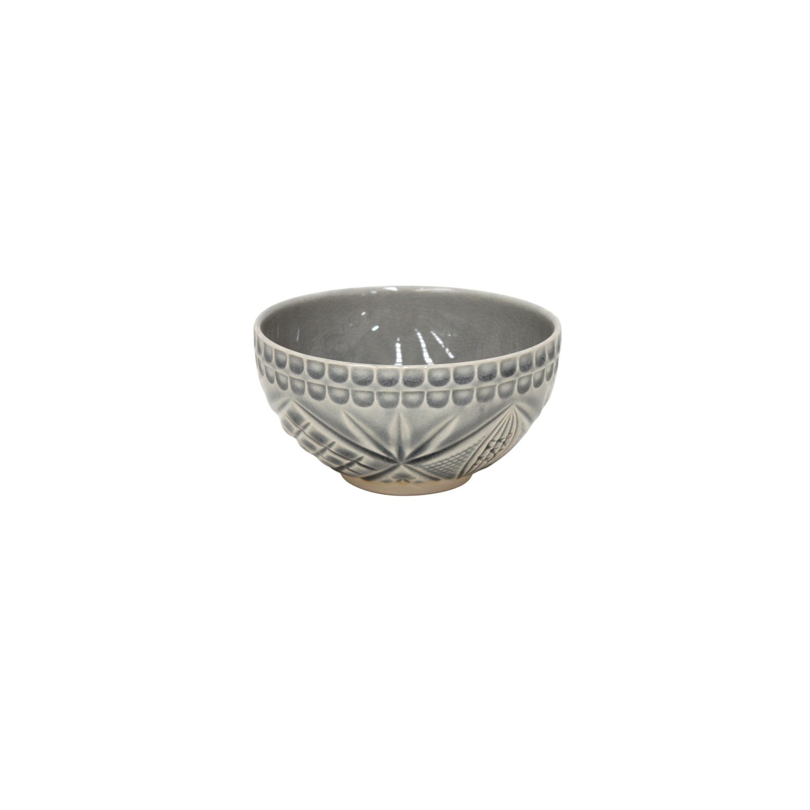 Costa Nova Cristal Grey Small Bowl