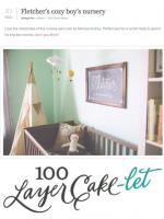 Fletcher's Cozy Boy's Nursery