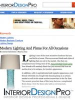 Modern Lighting for All Occasions