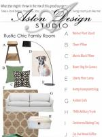 Rustic Chic Home Furnishings